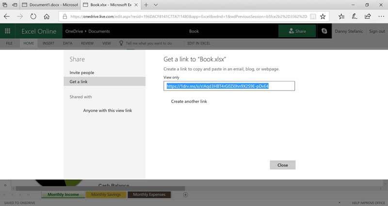 11- Microsoft Excel 365 Online Integration | Microsoft Office 365
