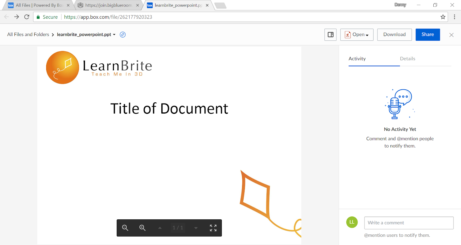 ... Box Cloud Storage 6  sc 1 st  LearnBrite & Box Cloud Storage Integration - LearnBrite