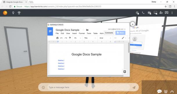 Embed Google Doc 10