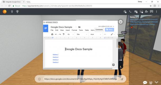 Embed Google Doc 13