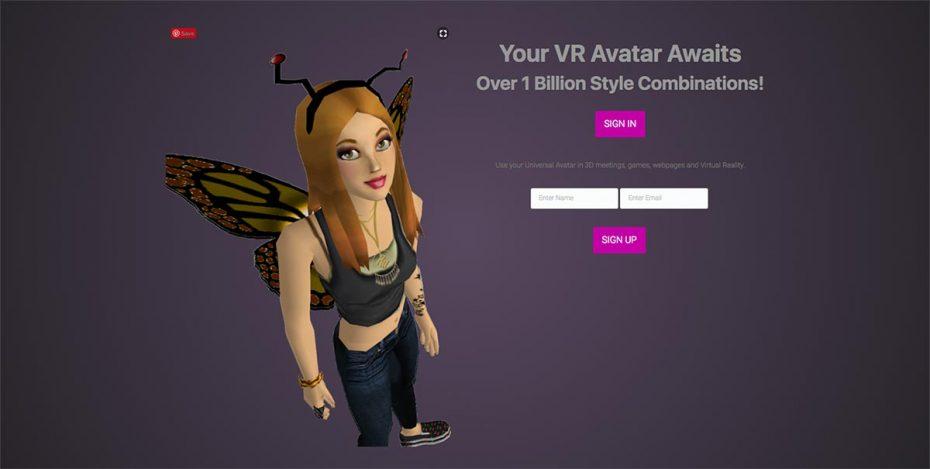 Virtual reality avatars